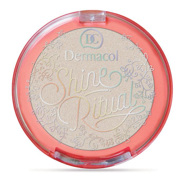 Dermacol Shine Ritual Cosmetic 2ml White