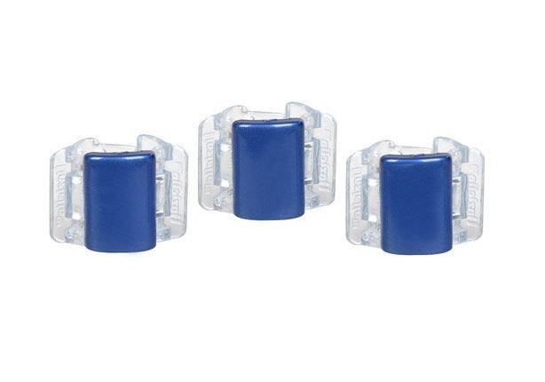 Linziclip Mini Cosmetic 3ml Blue Pearl Translucent