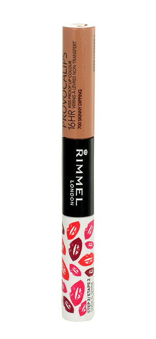 Rimmel London Provocalips 16hr Cosmetic 7ml 110 Dare To Pink