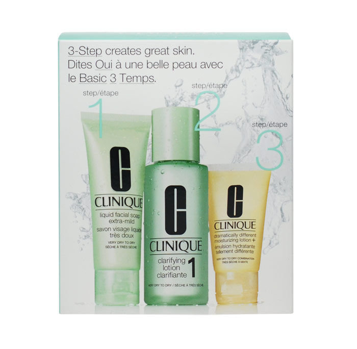 Clinique 3-Step Skin Care 1 Cosmetic 100ml
