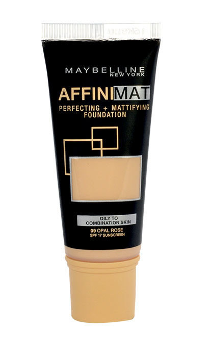 Maybelline Affinimat Cosmetic 30ml 17 Rose Beige