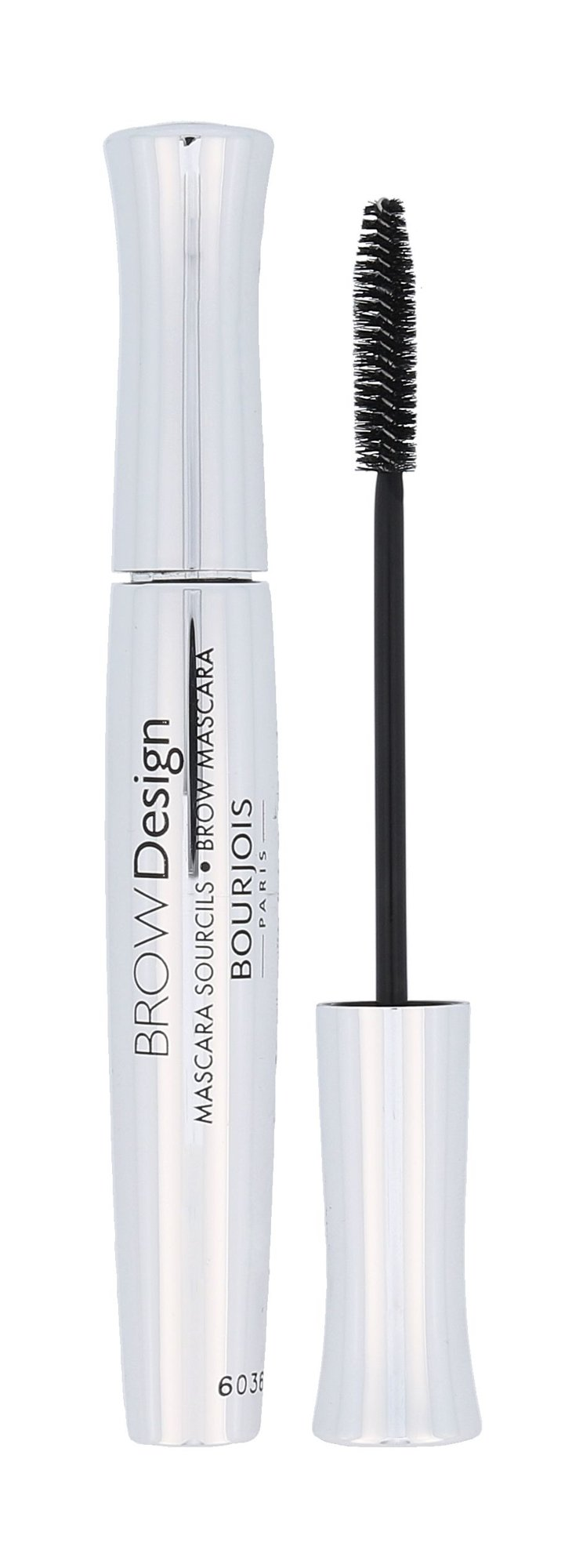 BOURJOIS Paris Brow Design Cosmetic 6ml 01 Transparent