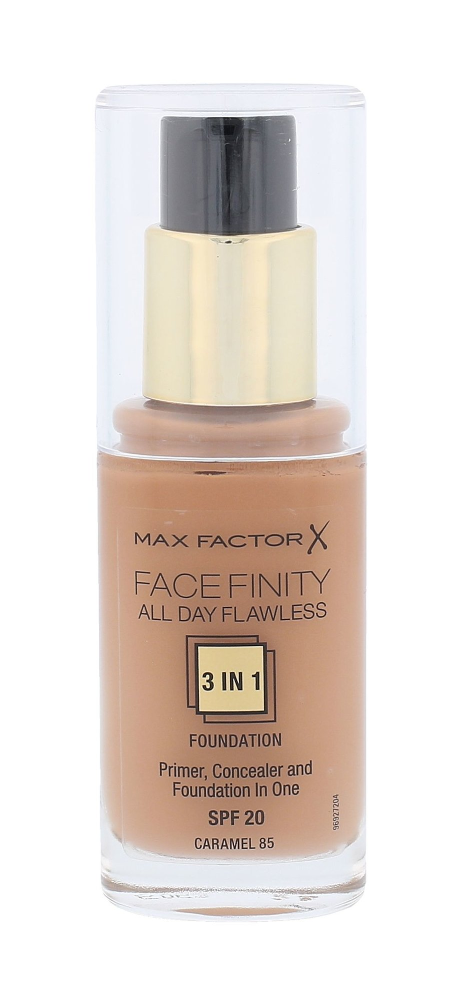 Max Factor Facefinity Cosmetic 30ml 85 Caramel