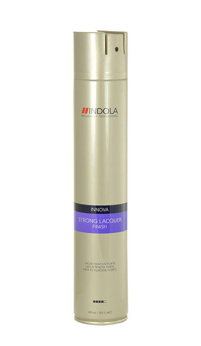 Indola Innova Finish Cosmetic 500ml  Strong Lacquer