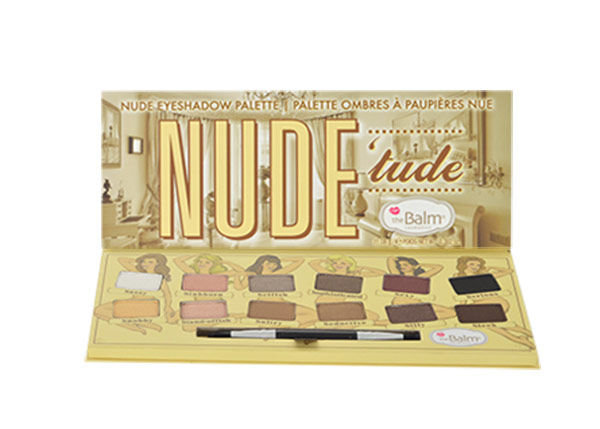 TheBalm Nude Tude Cosmetic 11,08ml