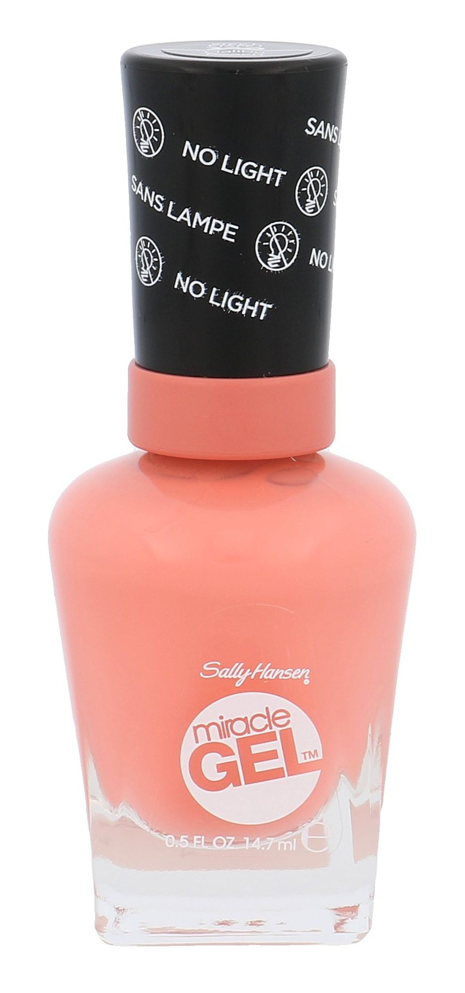 Sally Hansen Miracle Gel Cosmetic 14,7ml 380 Malibu Peach