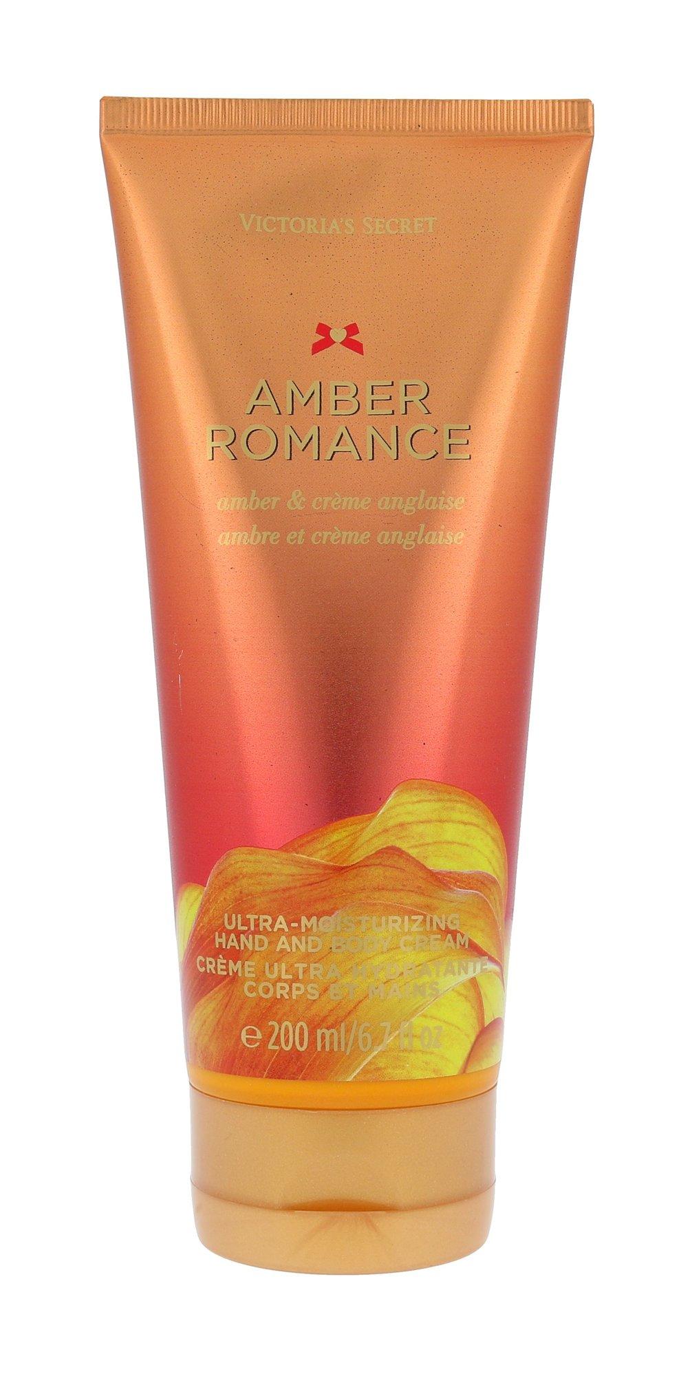 Victoria´s Secret Amber Romance Body cream 200ml
