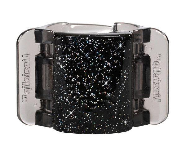 Linziclip Midi Cosmetic 1ml Black Glitter