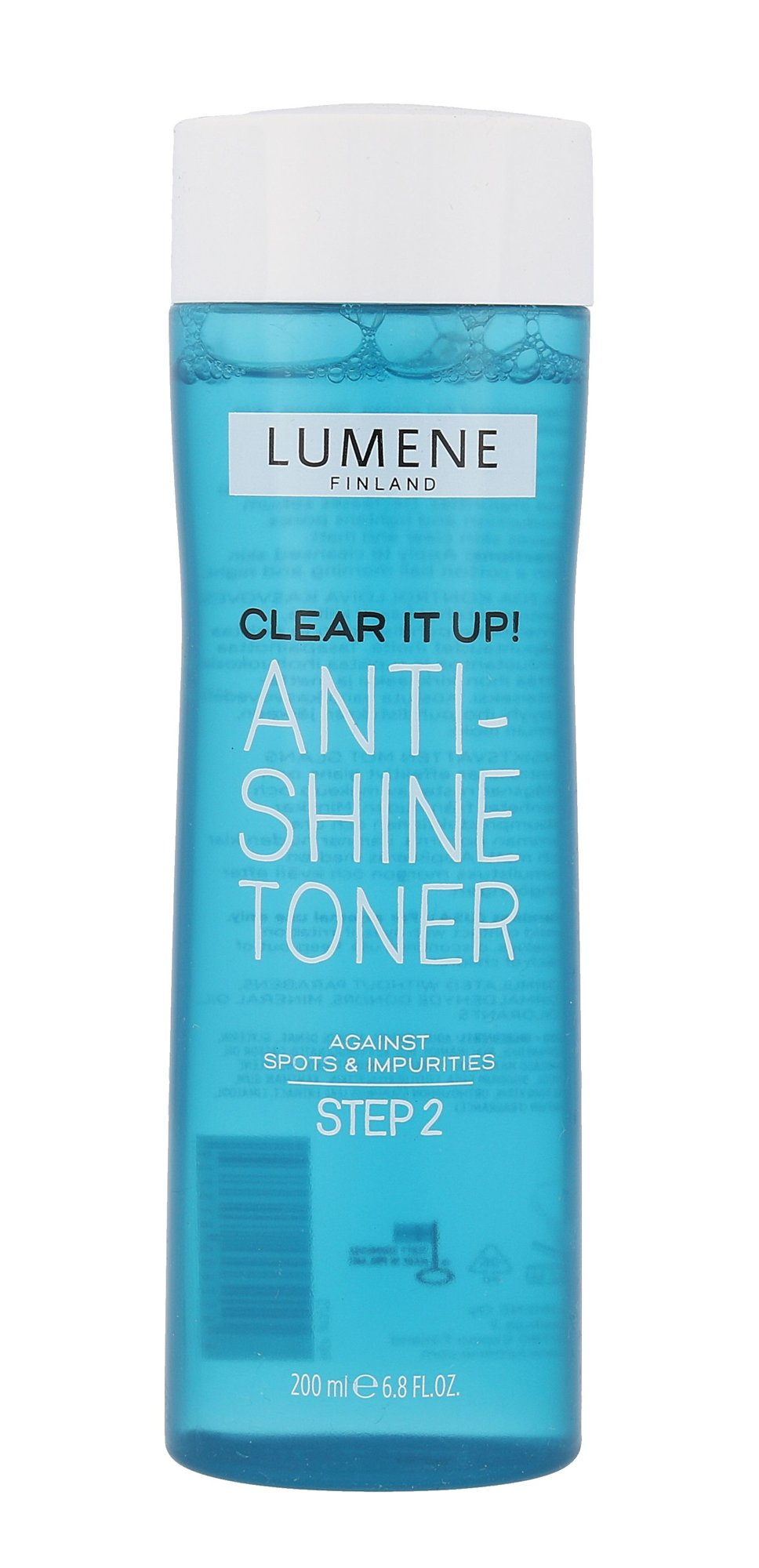 Lumene Clear It Up! Cosmetic 200ml  Anti-Shine