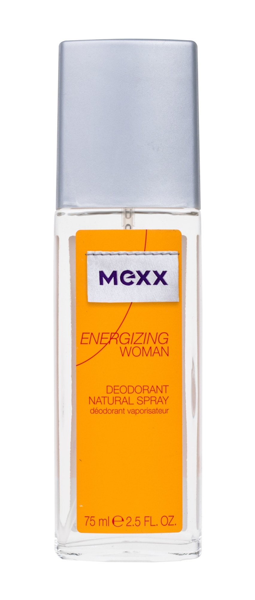 Mexx Energizing Woman Deodorant 75ml