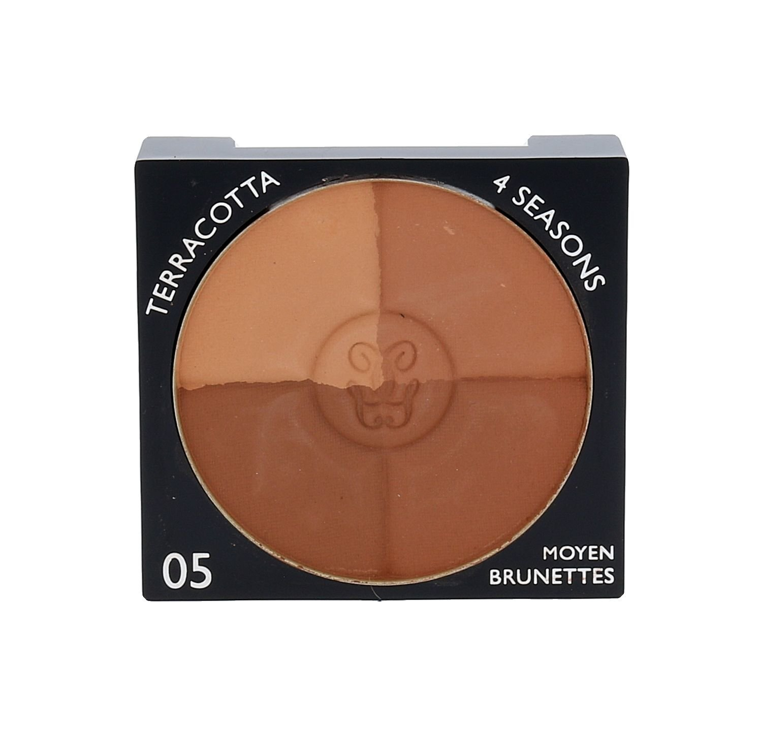 Guerlain Terracotta Cosmetic 5ml 05 Moyen - Brunettes 4 Seasons Bronzing Powder