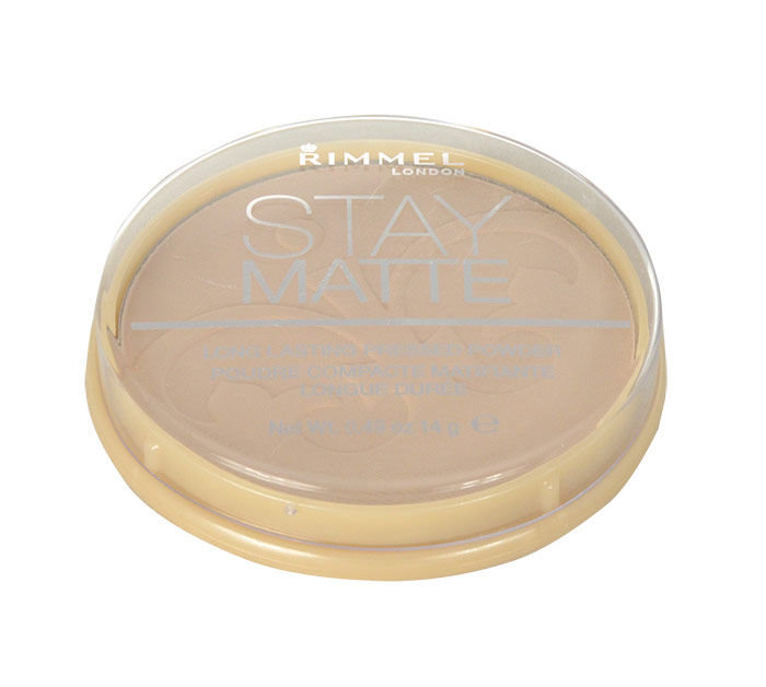 Rimmel London Stay Matte Cosmetic 14ml 012 Buff Beige