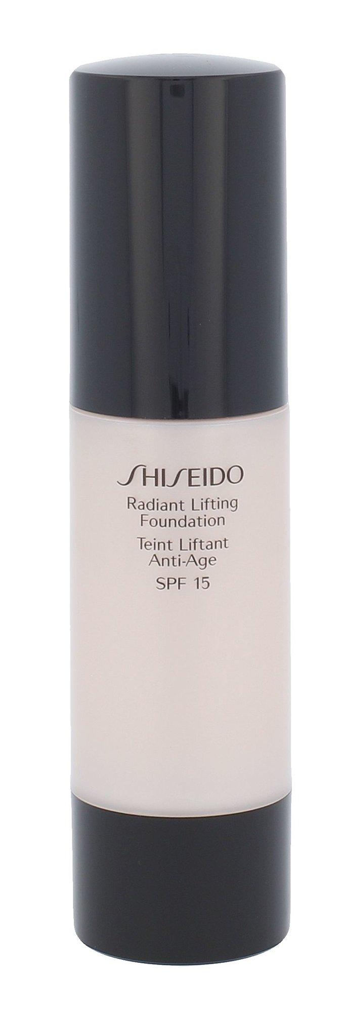 Shiseido Radiant Lifting Foundation Cosmetic 30ml O20 Natural Light Ochre