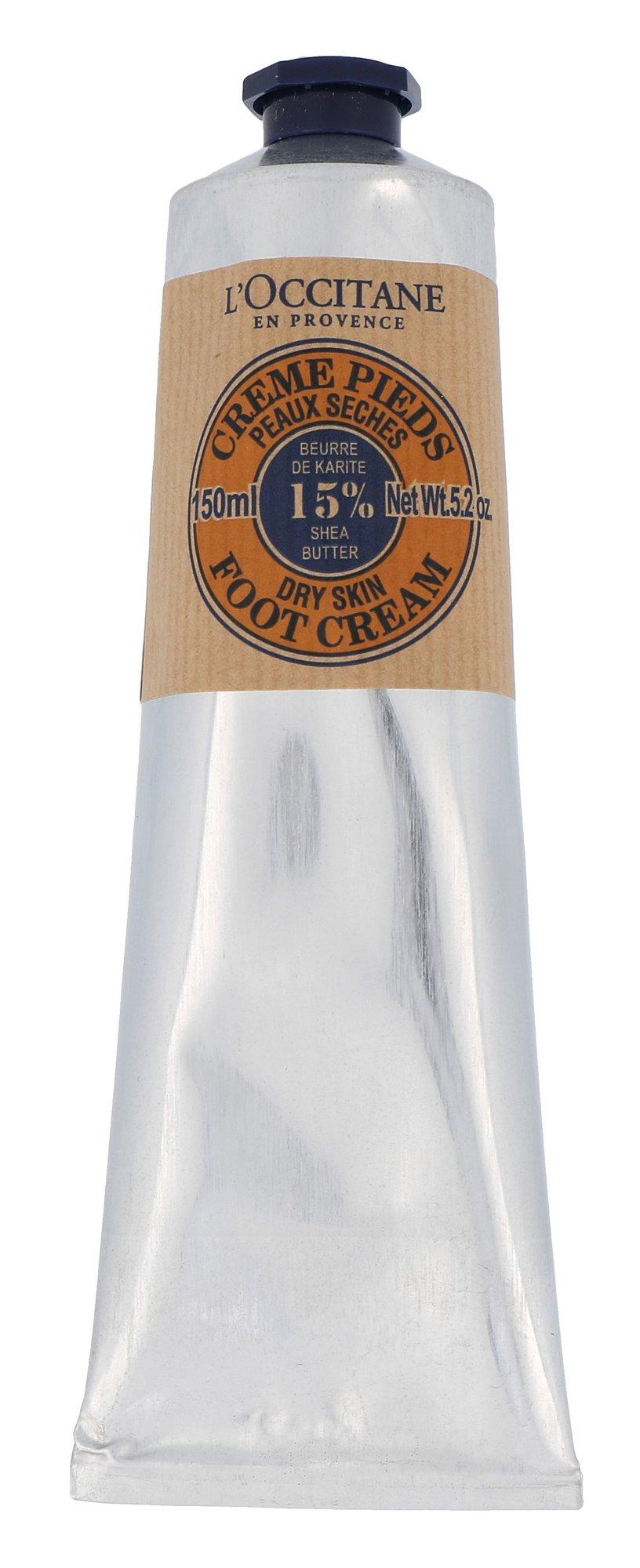 L´Occitane Foot Cream Cosmetic 150ml
