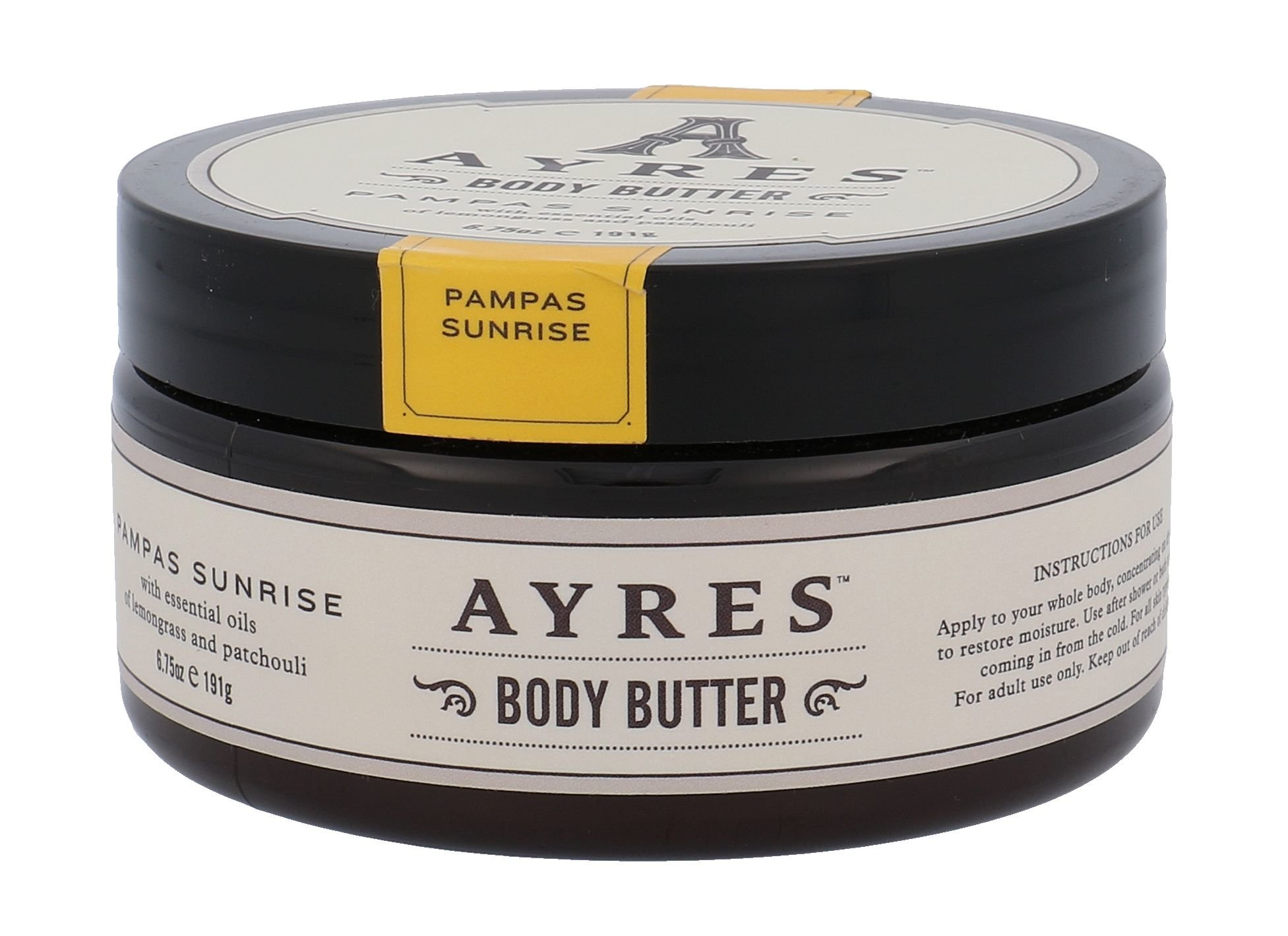 Ayres Pampas Sunrise Body Butter Cosmetic 191g
