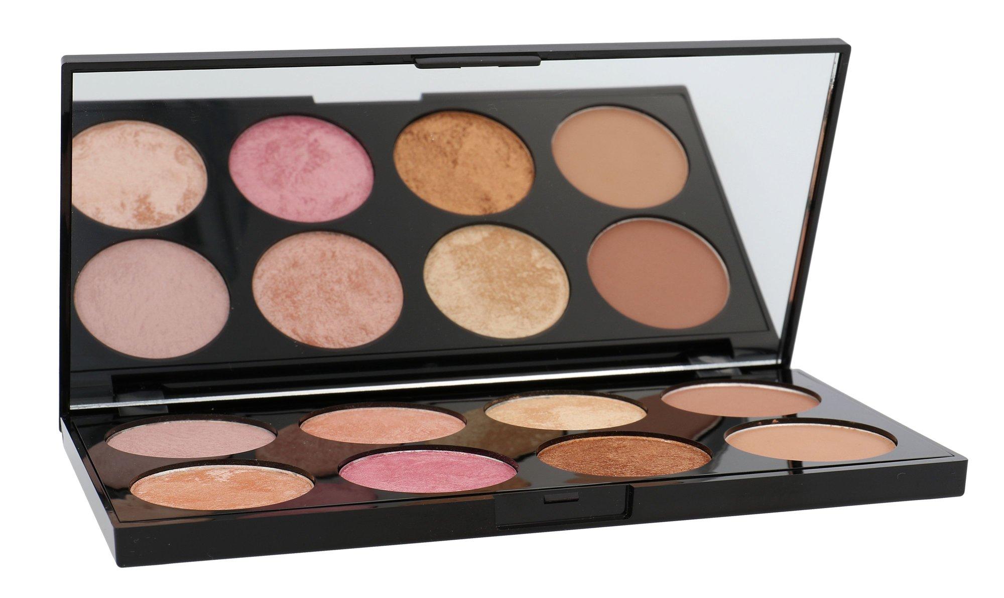 Makeup Revolution London Ultra Blush Palette Cosmetic 13ml Golden Sugar 2