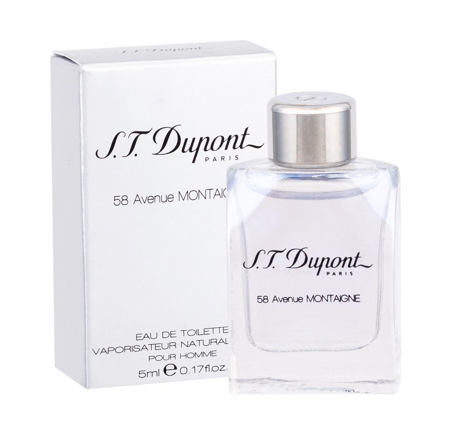 Kvepalai S.T. Dupont 58 Avenue Montaigne Pour Homme