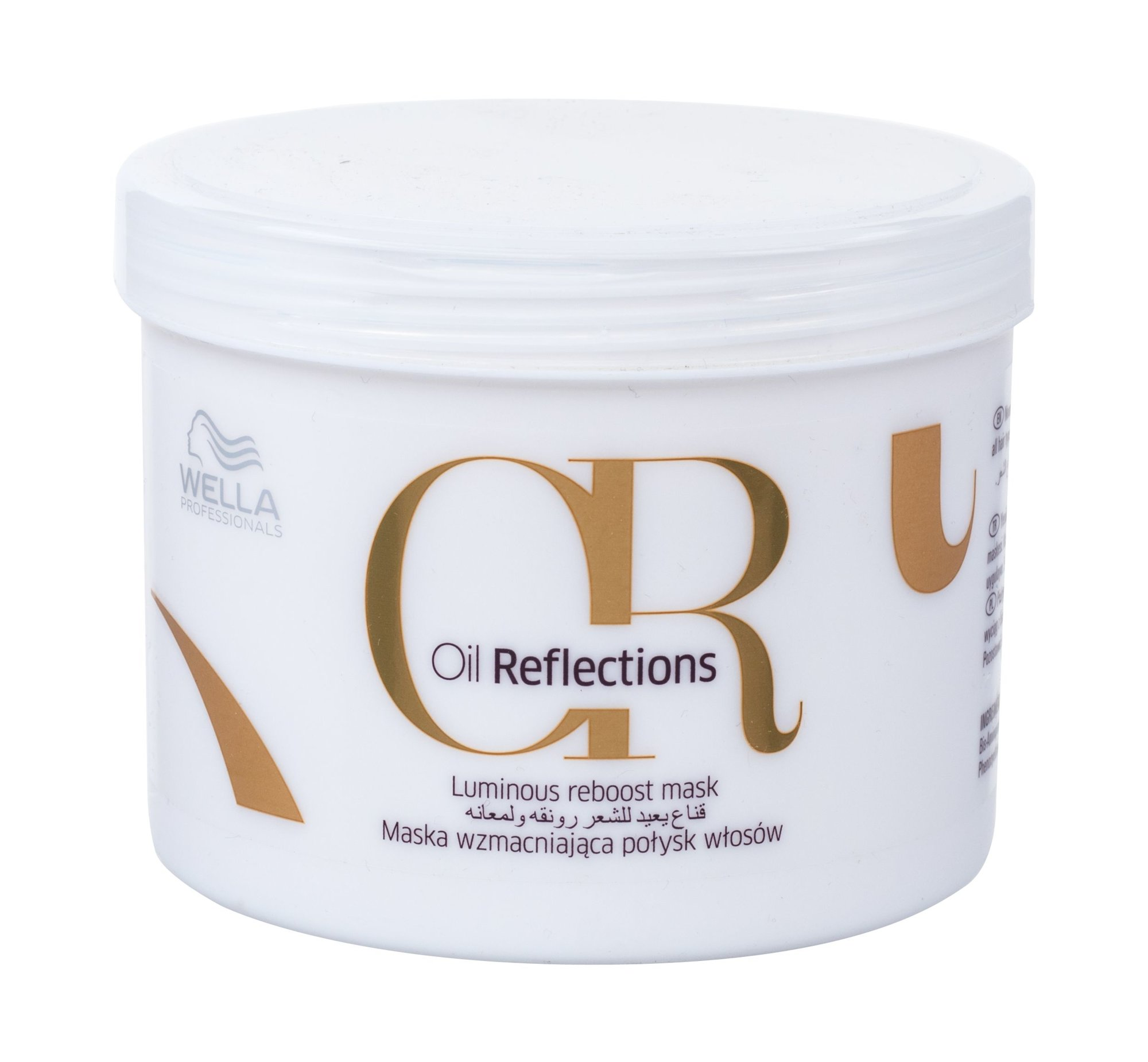 Wella Oil Reflections Cosmetic 500ml