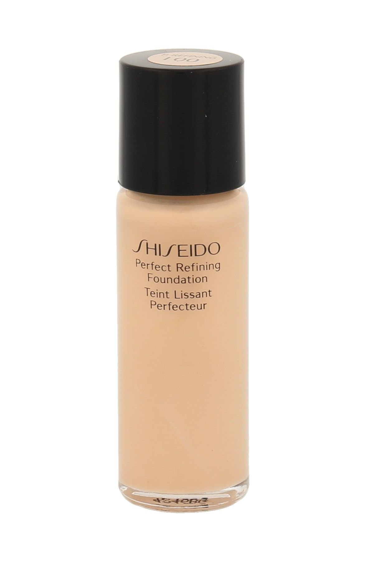 Shiseido Perfect Refining Foundation Cosmetic 15ml I00 Very Light Ivory