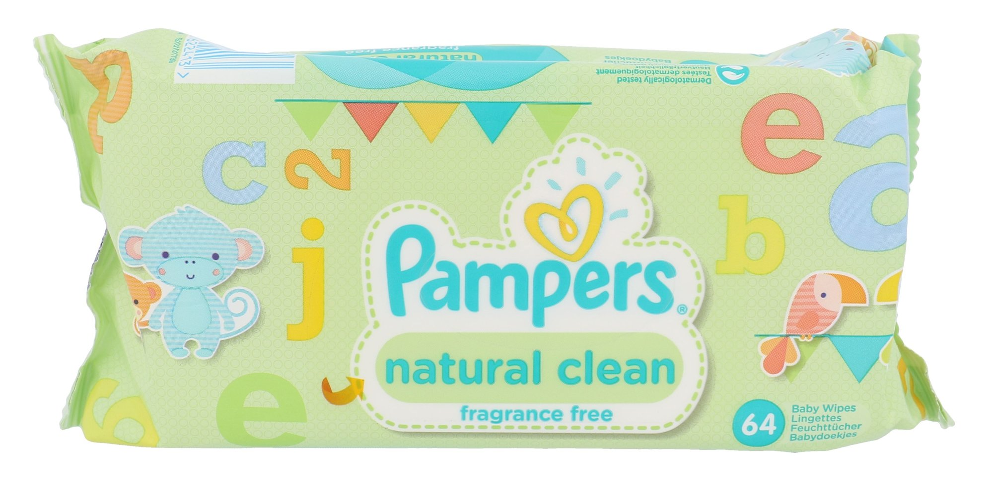 Pampers Baby Wipes Cosmetic 64ml