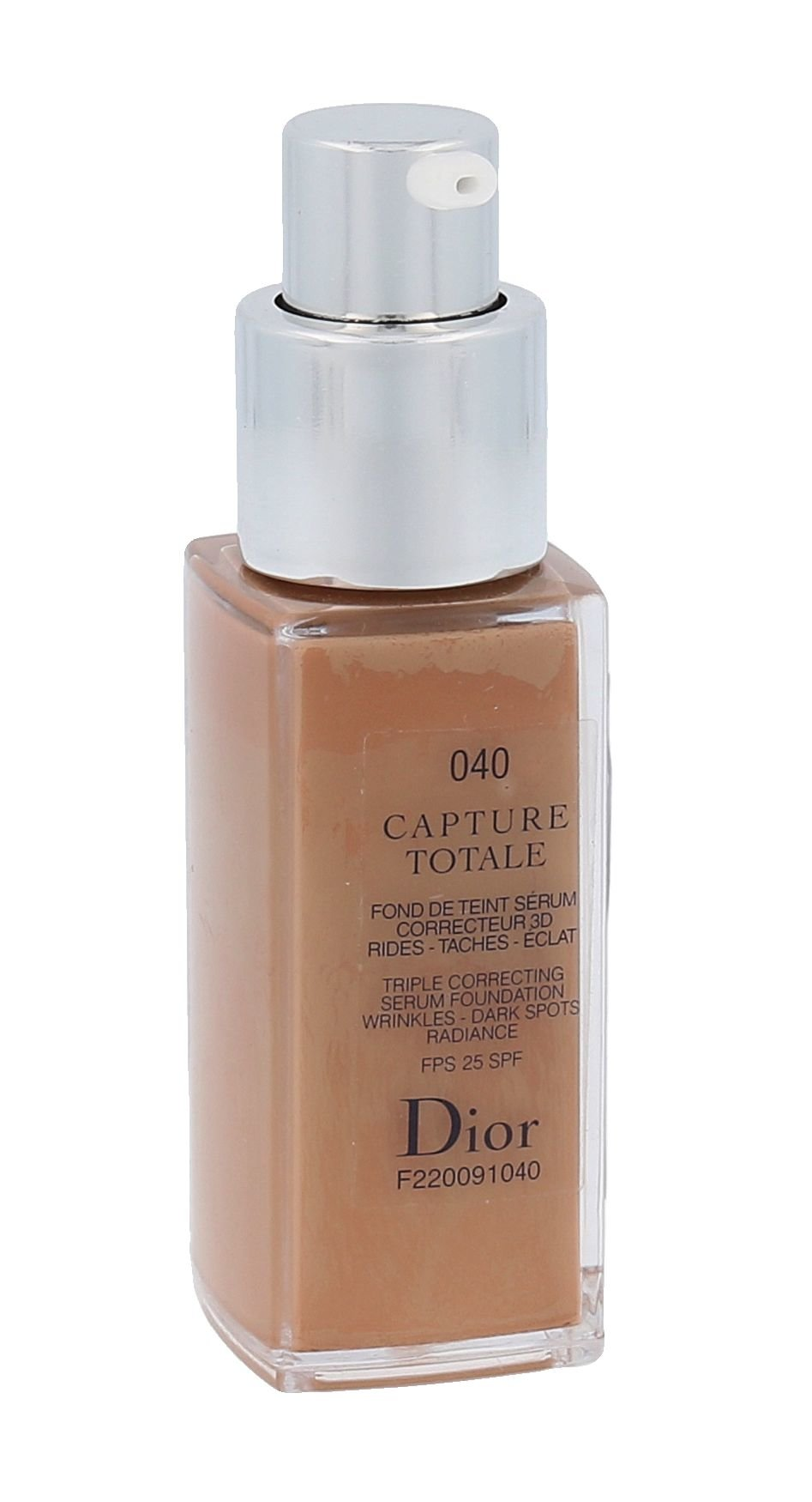Christian Dior Capture Totale Cosmetic 20ml 040 Honey Beige