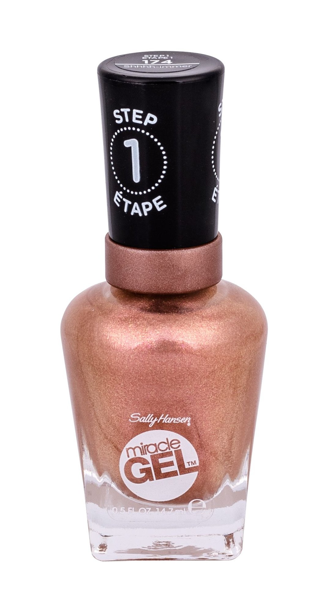 Sally Hansen Miracle Gel Cosmetic 14,7ml 174 Shhhh-immer