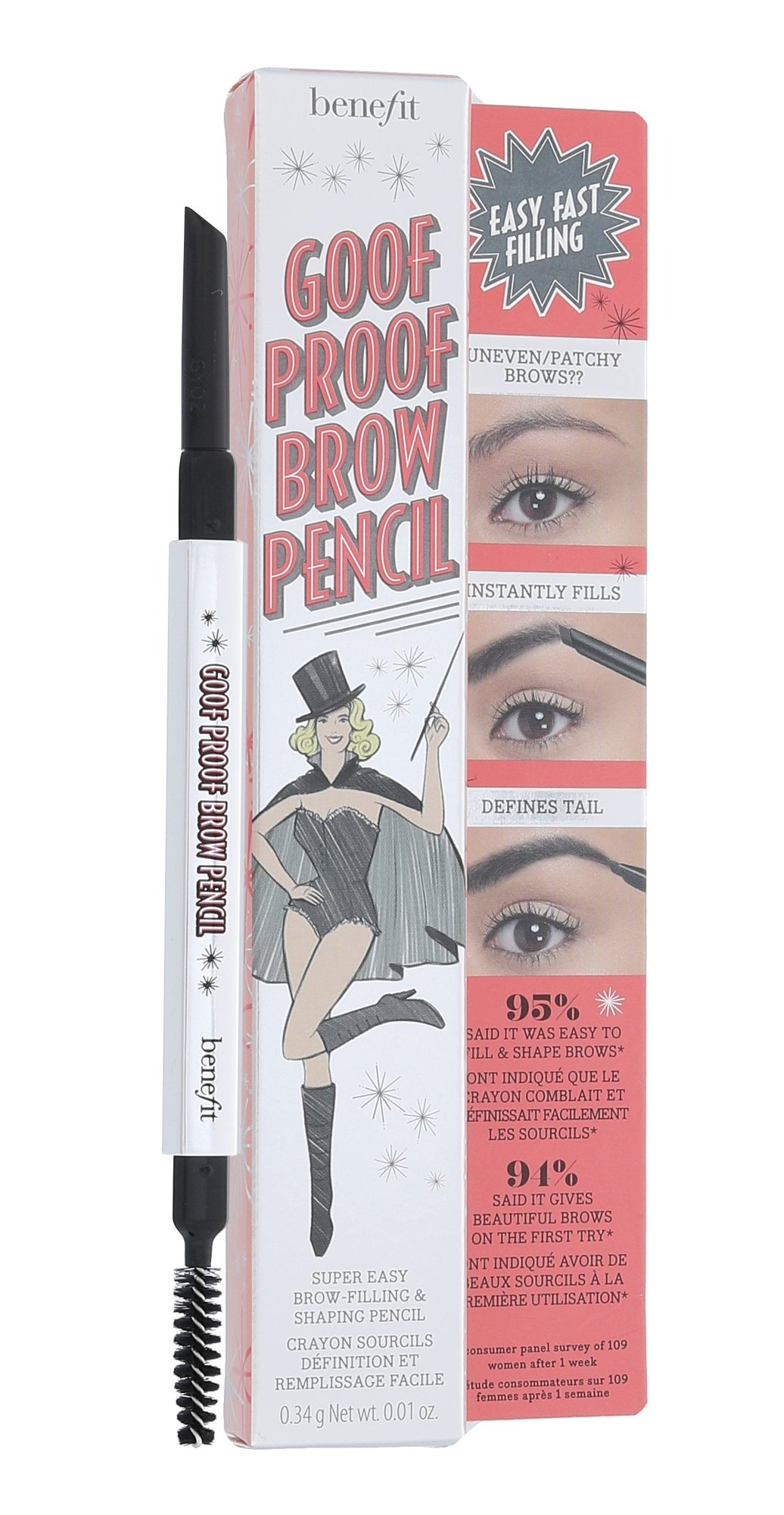 Benefit Goof Proof Cosmetic 0,34ml 06 Deep
