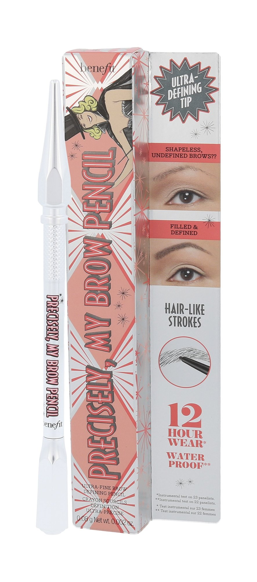 Benefit Precisely, My Brow Cosmetic 0,08ml 06 Deep