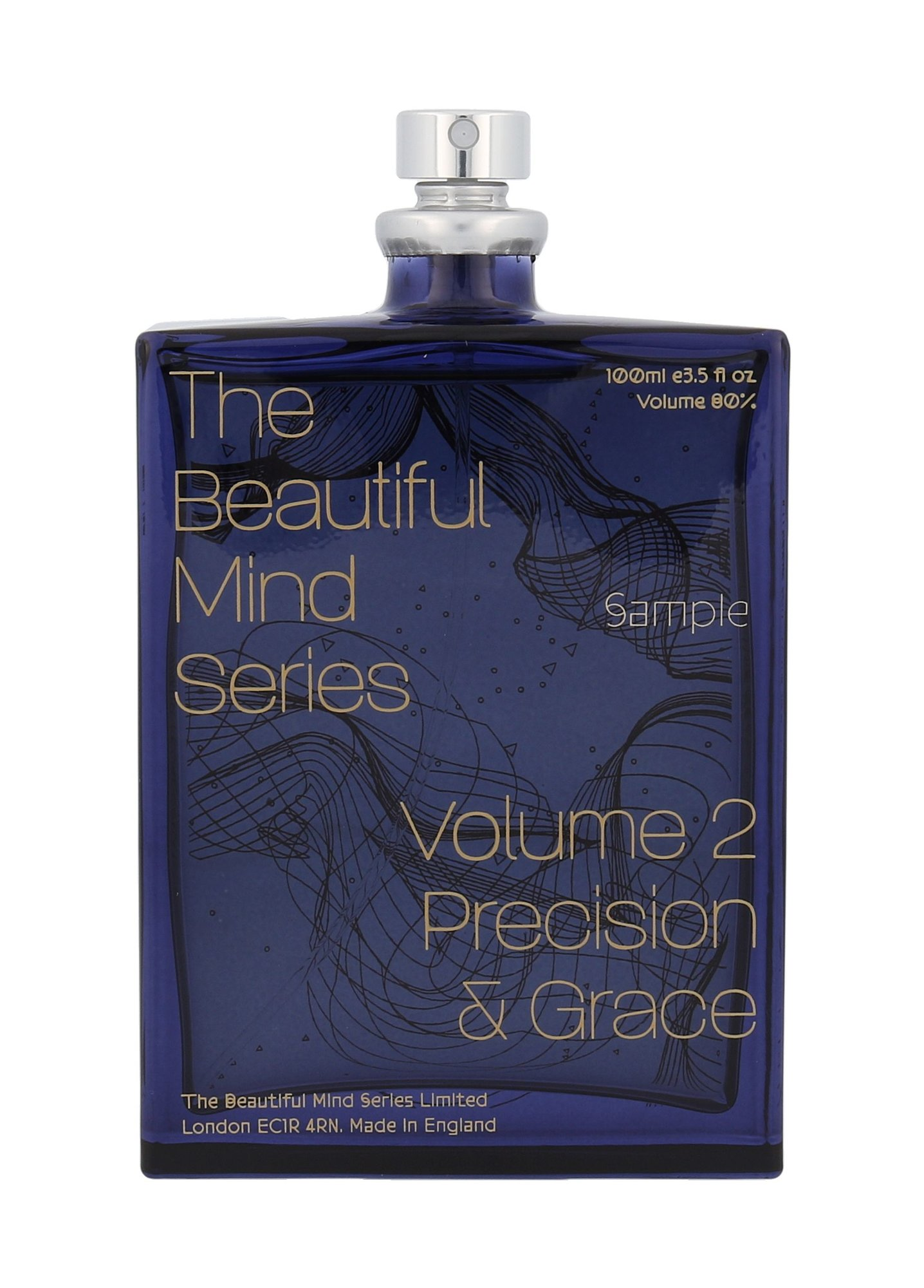 The Beautiful Mind Series Volume 2: Precision and Grace EDT 100ml