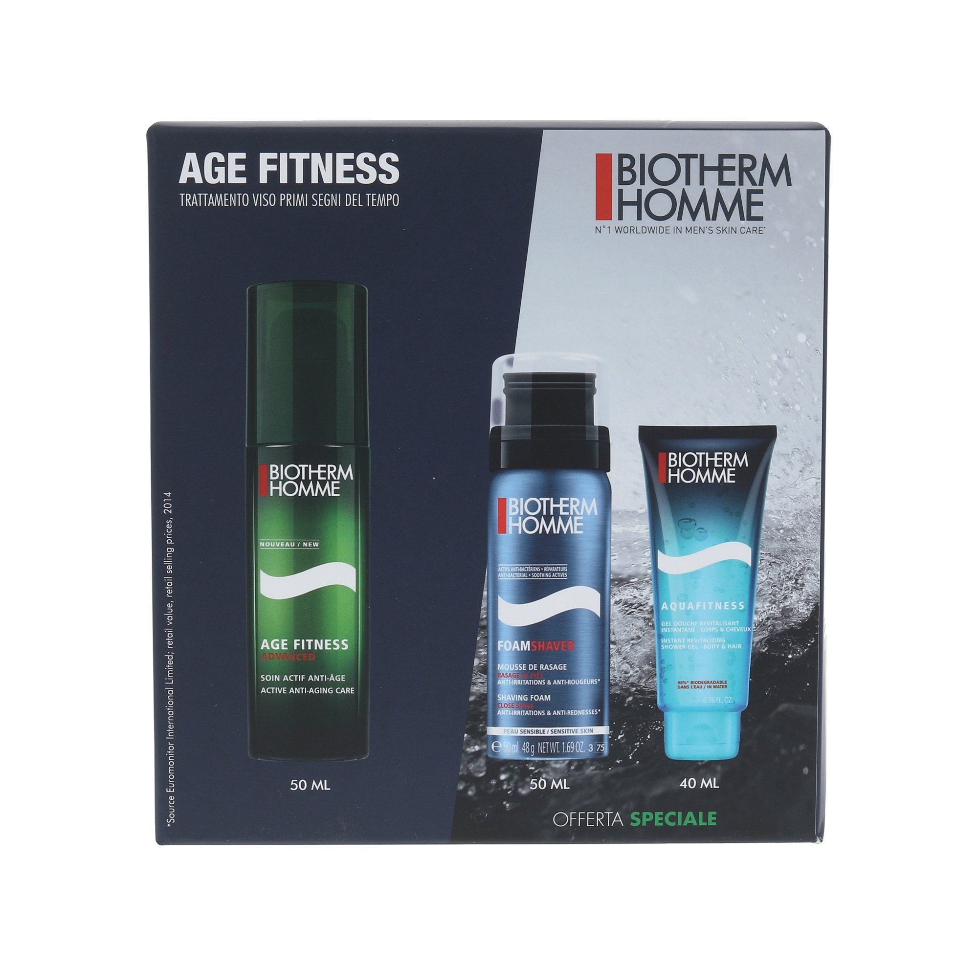 Biotherm Homme Age Fitness Advanced Cosmetic 50ml