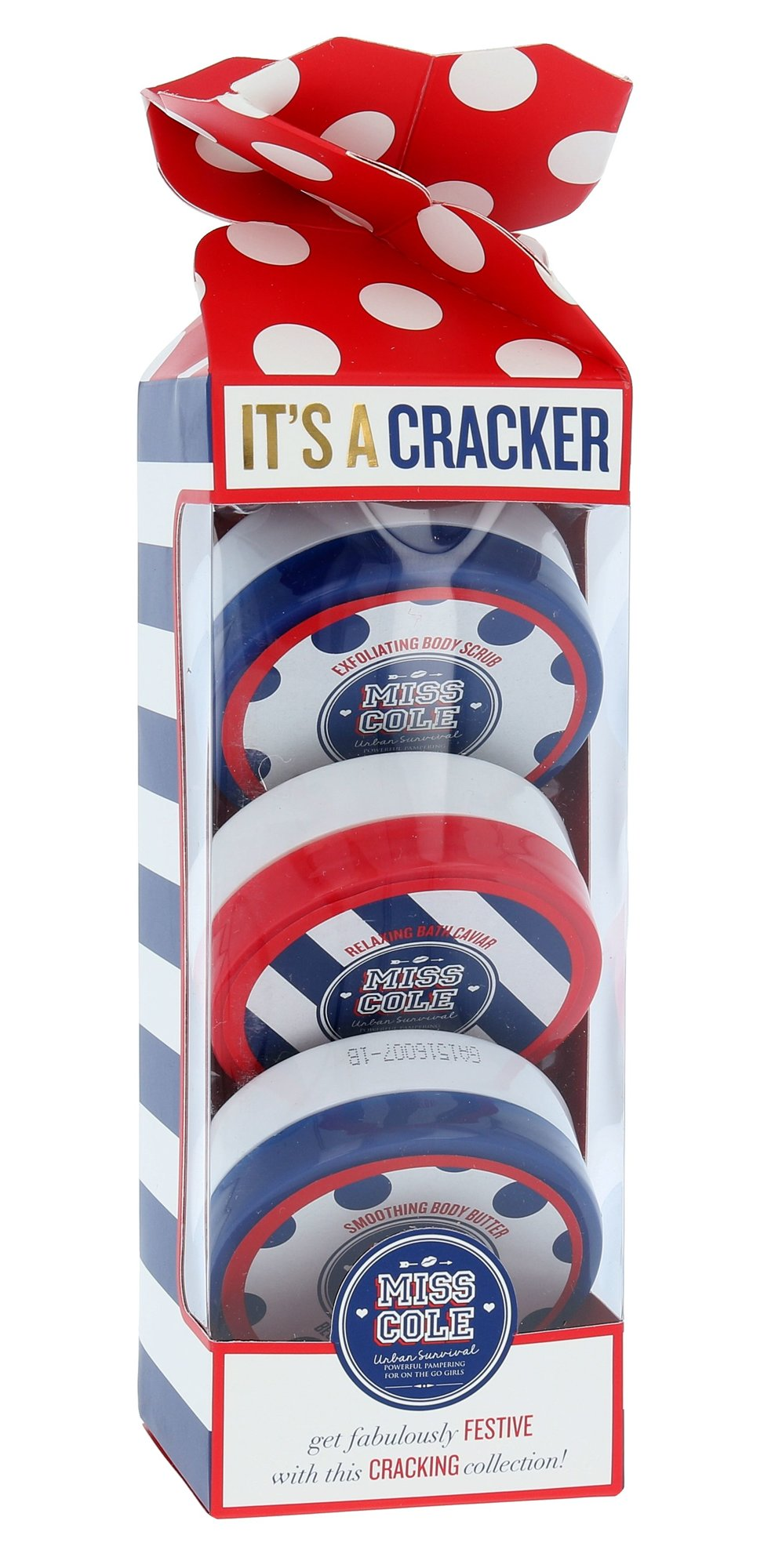Grace Cole Miss Cole It´s A Cracker Cosmetic 50ml