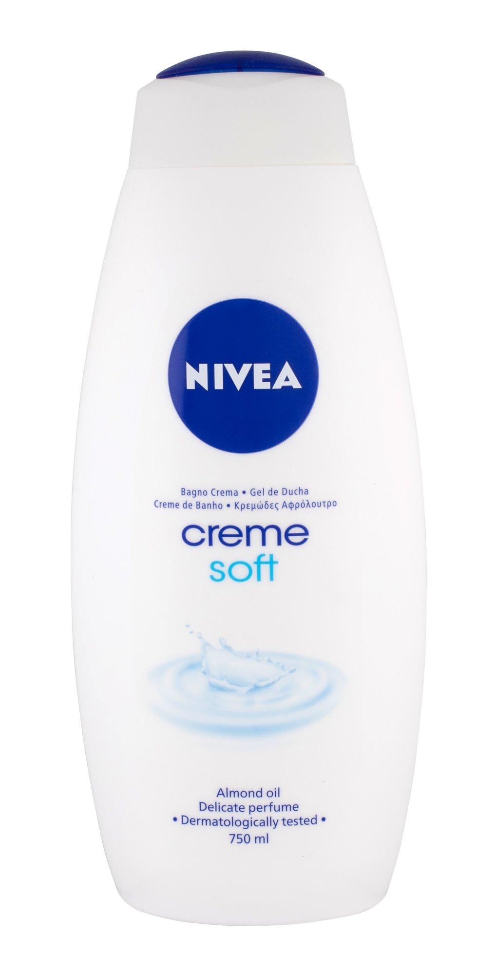 Nivea Creme Soft Cosmetic 750ml