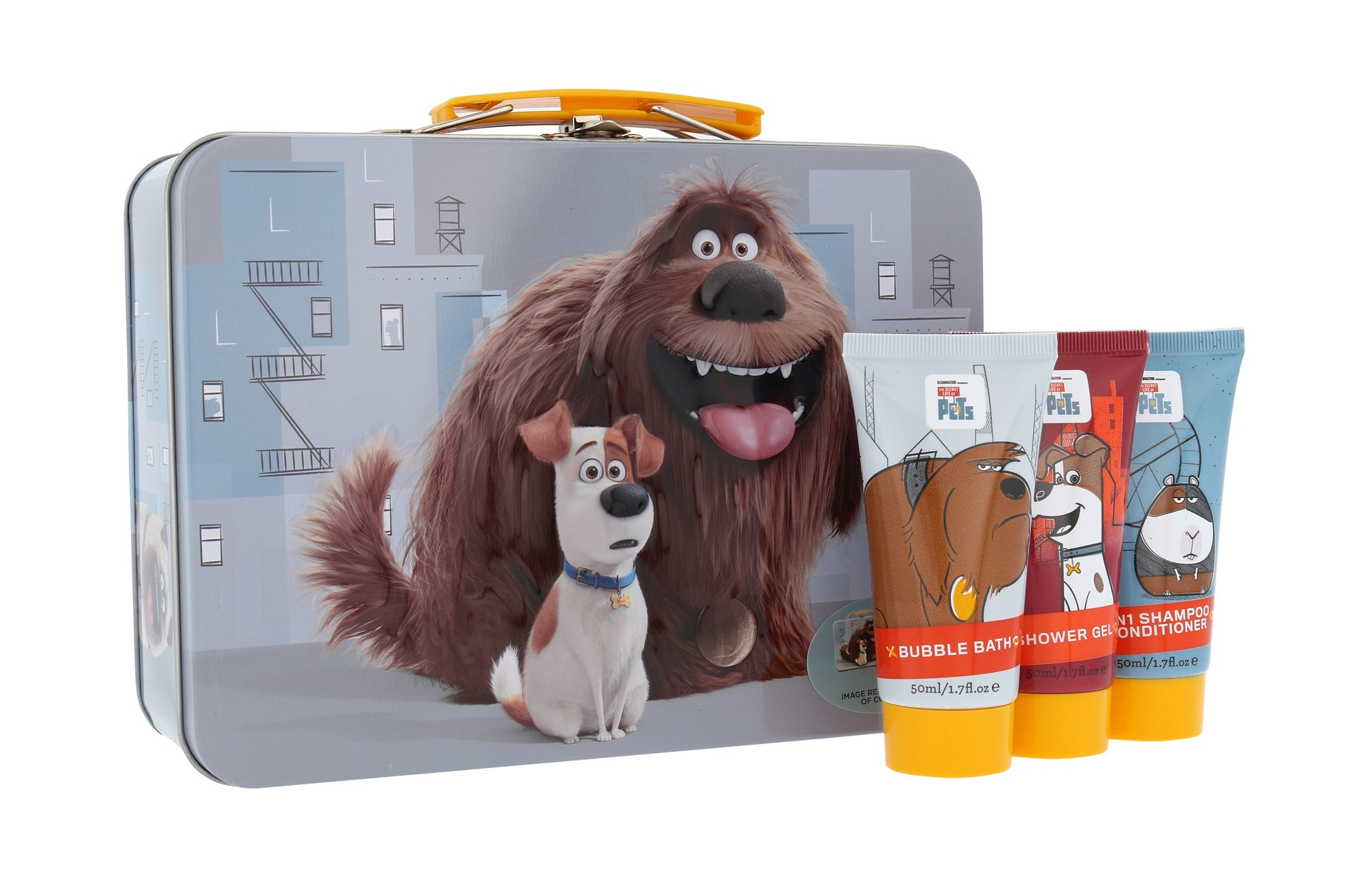 Universal The Secret Life Of Pets Shower gel 50ml