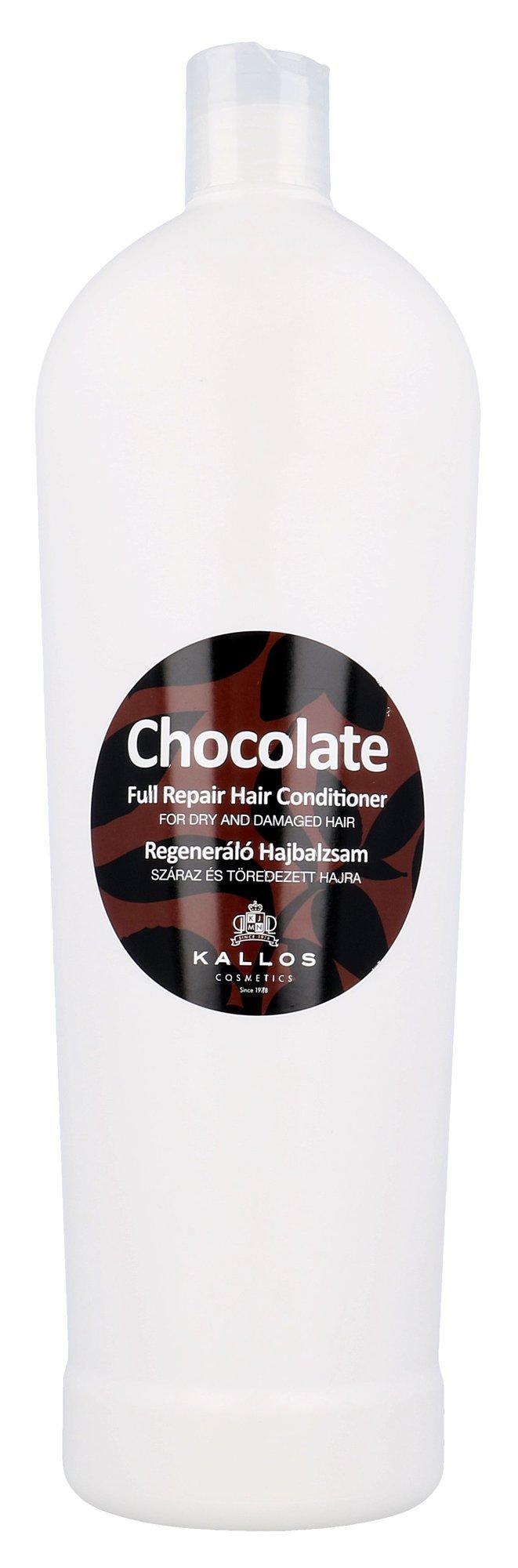 Plaukų kondicionierius Kallos Cosmetics Chocolate