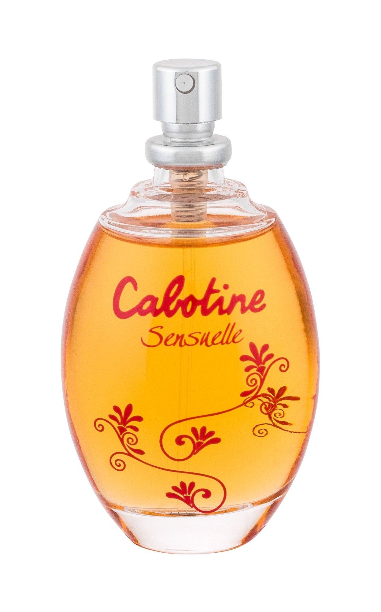 Gres Cabotine Sensuelle EDT 50ml
