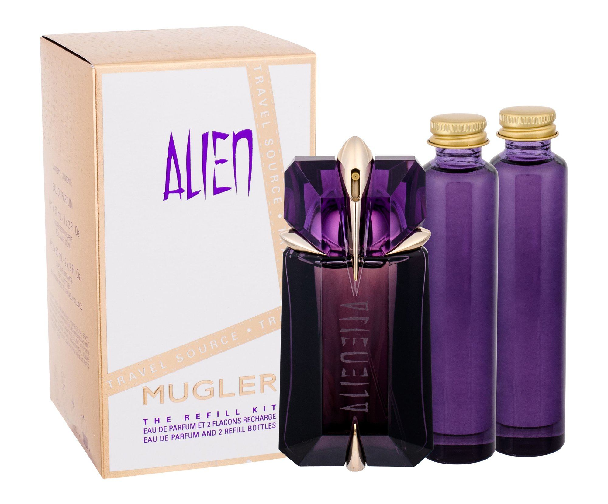 Thierry Mugler Alien EDP 3x60ml