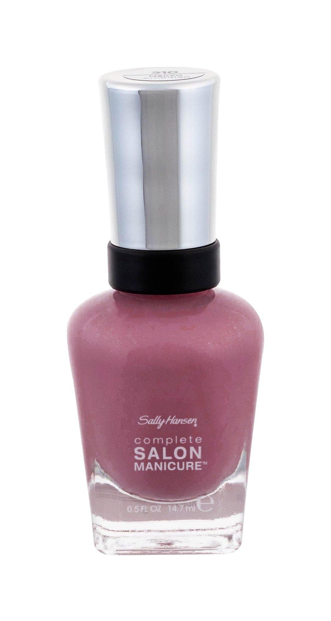Sally Hansen Complete Salon Manicure Cosmetic 14,7ml 374 Mauve Along