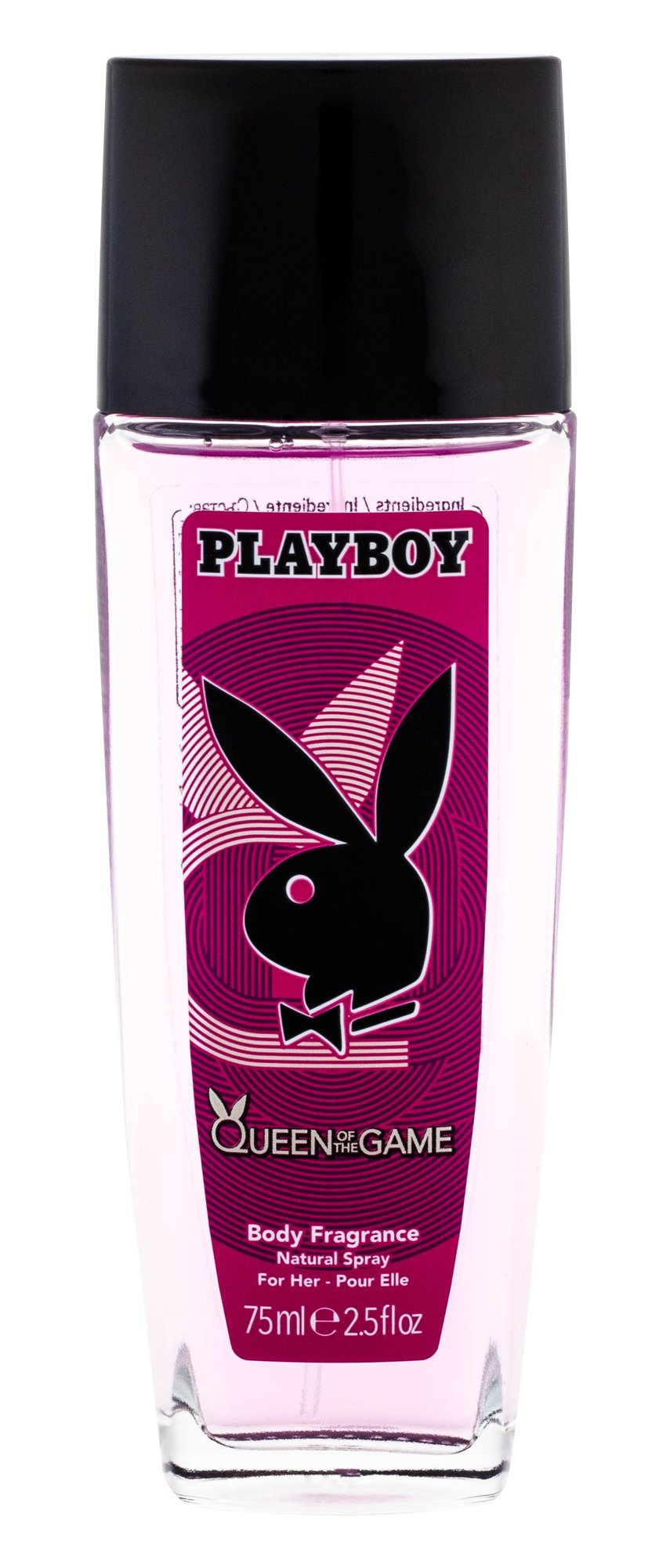 Playboy Queen of the Game For Her Deodorant 75ml