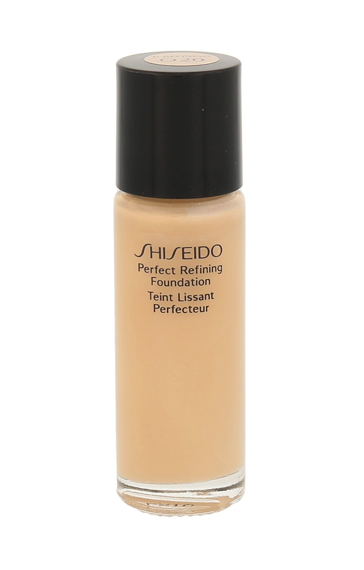 Shiseido Perfect Refining Foundation Cosmetic 15ml O20 Natural Light Ochre