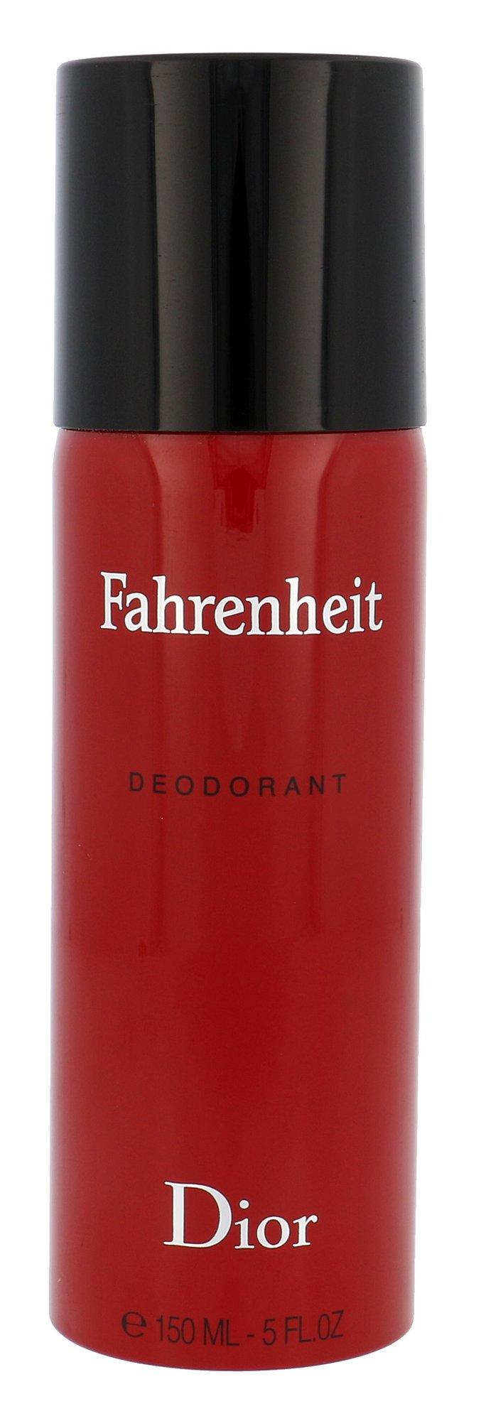 Christian Dior Fahrenheit Deodorant 150ml