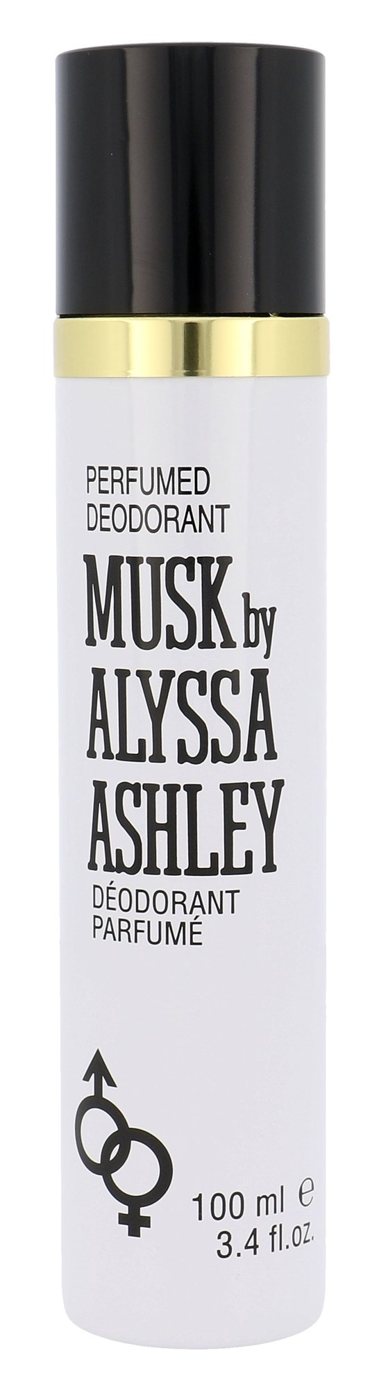 Alyssa Ashley Musk Deodorant 100ml