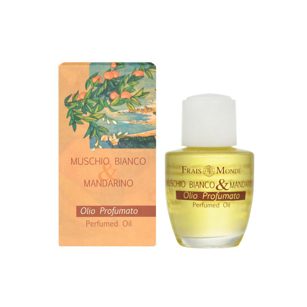 Frais Monde White Musk And Mandarin Orange Perfumed oil 12ml
