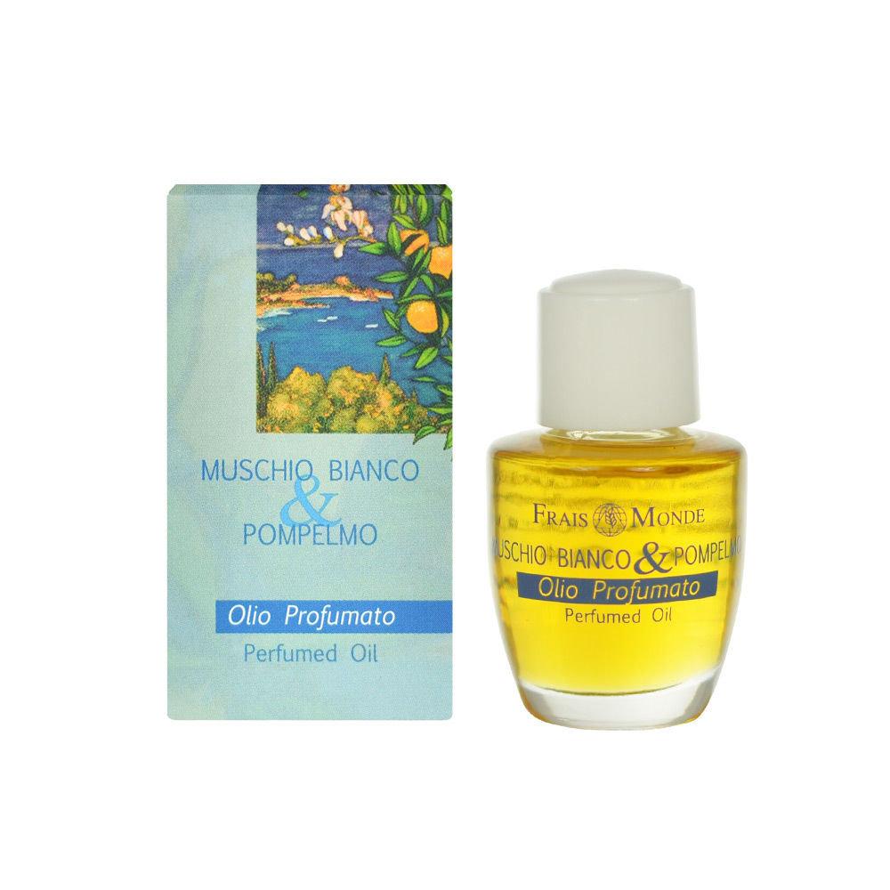 Frais Monde White Musk And Grapefruit Perfumed oil 12ml