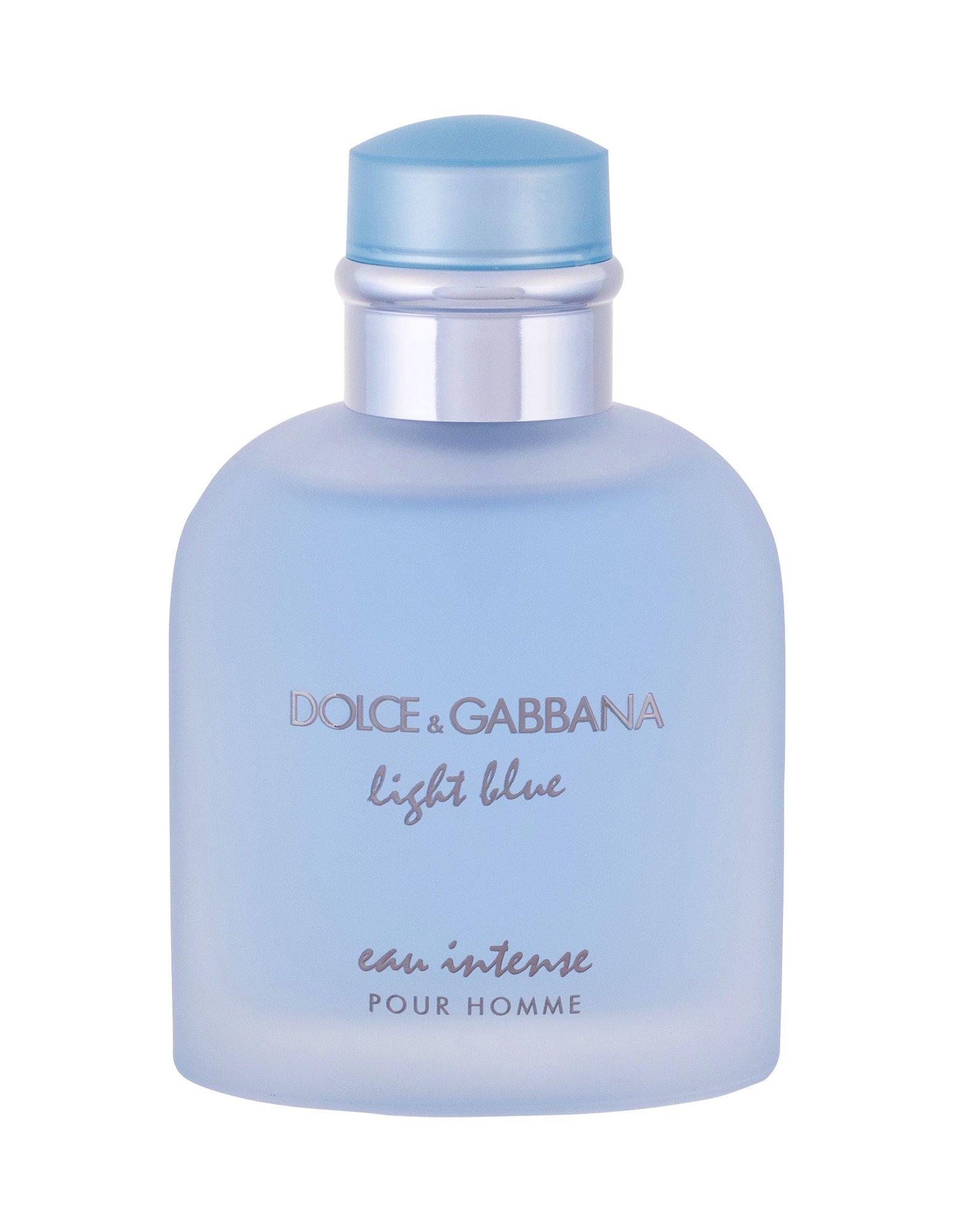 Dolce&Gabbana Light Blue Eau Intense Pour Homme Eau de Parfum 100ml