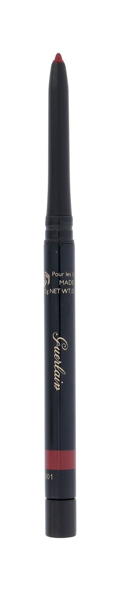 Guerlain The Lip Liner Cosmetic 0,35ml 25 Iris Noir