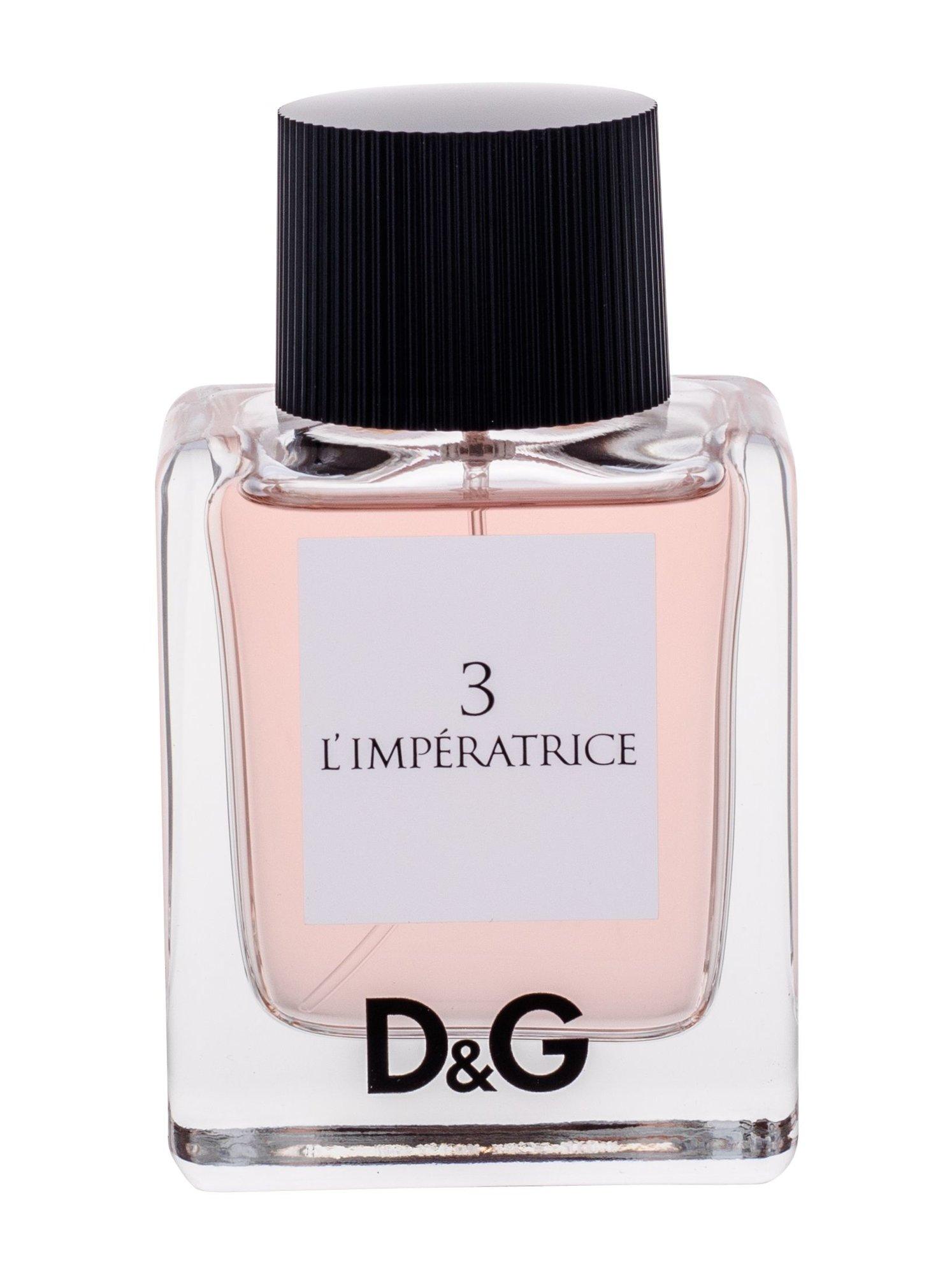 Dolce&Gabbana D&G Anthology L´imperatrice 3 EDT 50ml