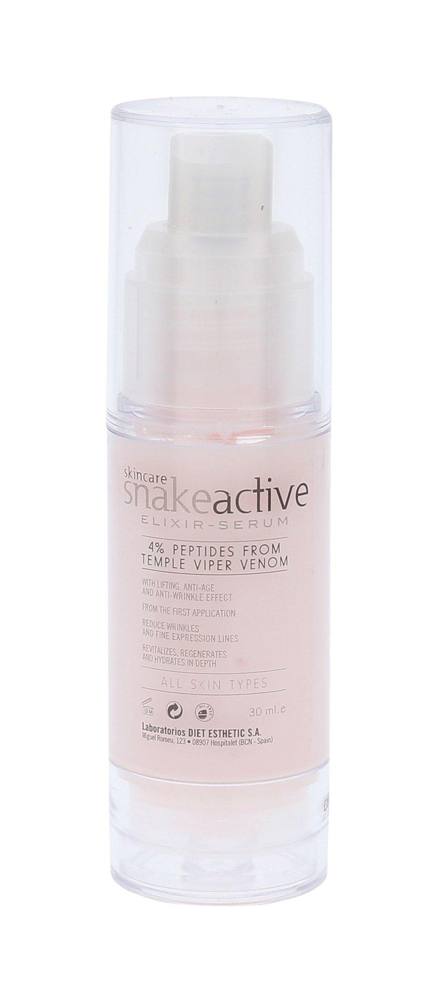 Diet Esthetic Snakeactive Cosmetic 30ml  Elixir Serum
