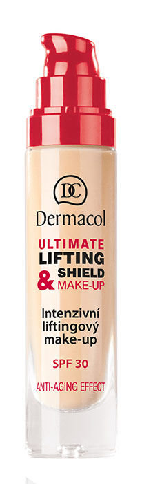 Dermacol Ultimate Lifting & Shield Cosmetic 30ml 3
