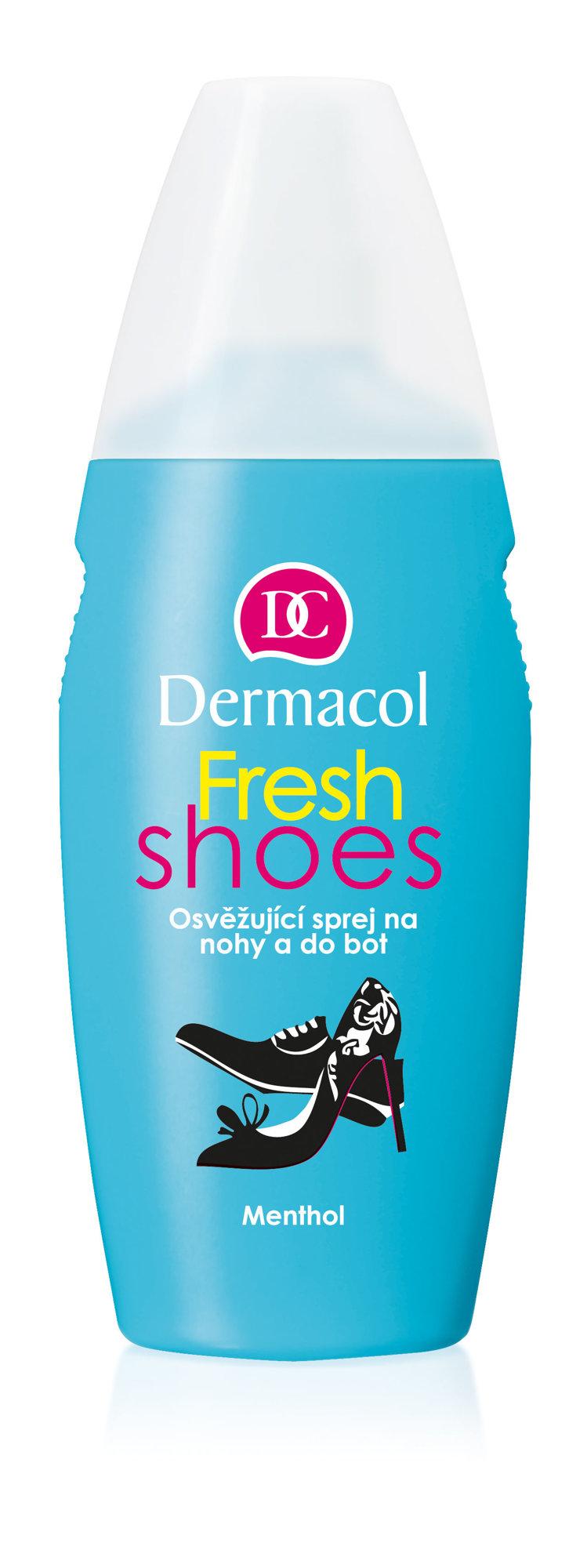 Priemonės rankoms ir pėdoms Dermacol Fresh Shoes
