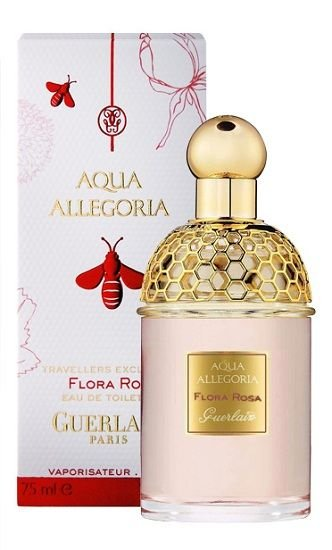 Guerlain Aqua Allegoria Flora Rosa EDT 75ml